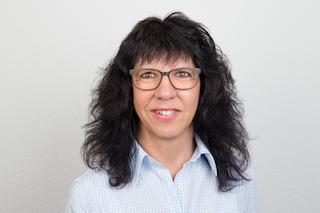 Eveline Gehrmann Personaldisponentin Vogt